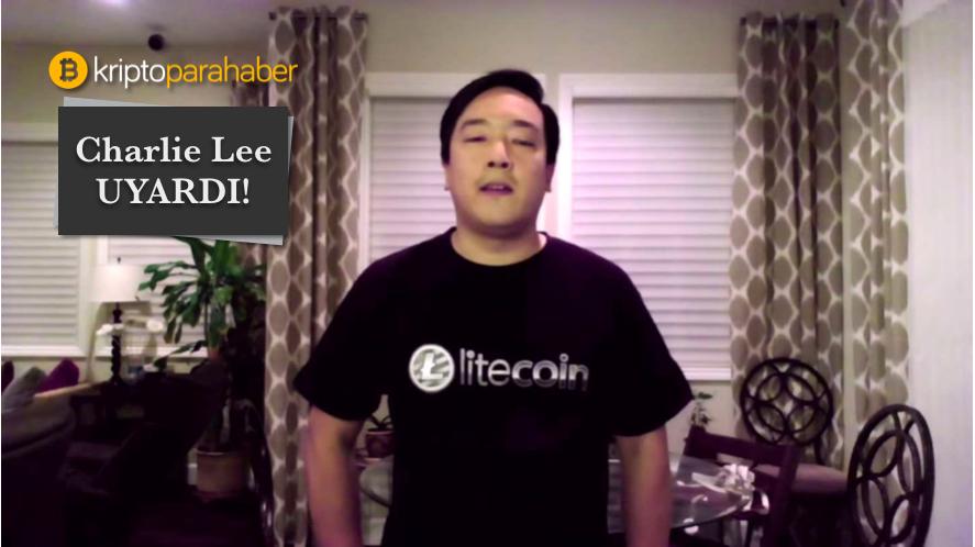 Litecoin kurucusu Charlie Lee