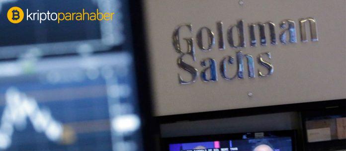 Goldman Sachs'tan kritik Bitcoin hamlesi geldi!