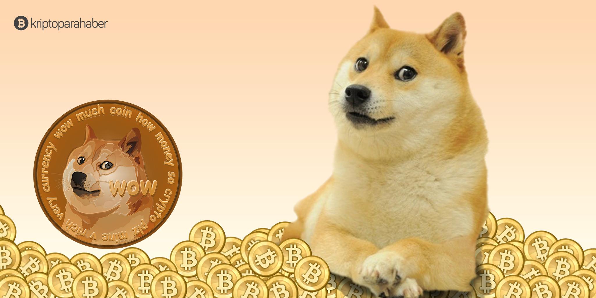Dogecoin için beklenen destek Coinbase'den geldi!