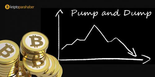 Kripto para borsalarında pump dump nedir?