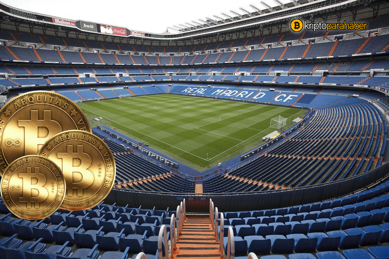 "Real Madrid yönünü Ethereum'a çevirdi! ""Los Blancos"" artık Blockchain dünyasında"