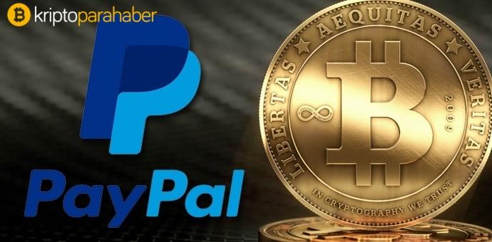 """""""PayPal 2021'den önce Bitcoin desteği duyuracak"""" iddiası!"""
