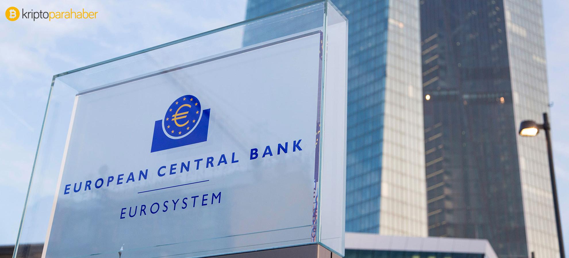 Avrupa Merkez Bankası yöneticisinden dijital euro ve CBDC açıklaması
