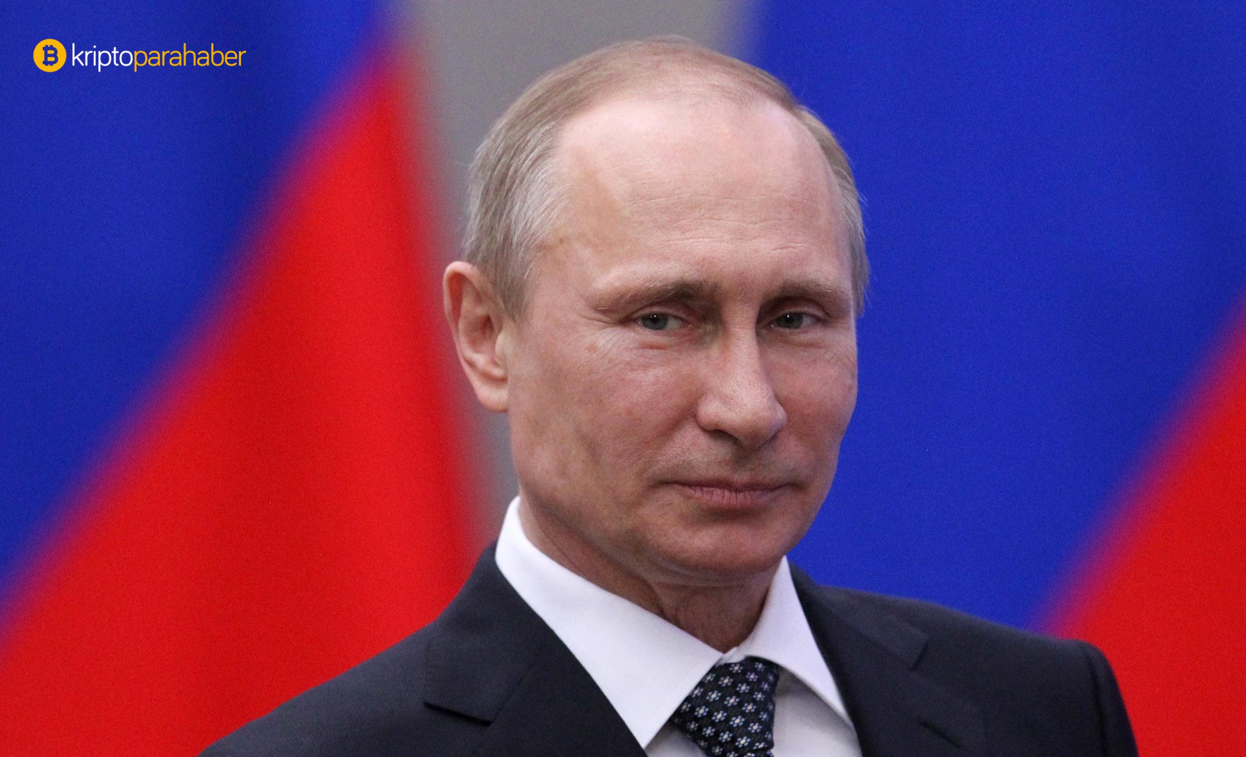 Rusya Devlet BaşkanıPutin
