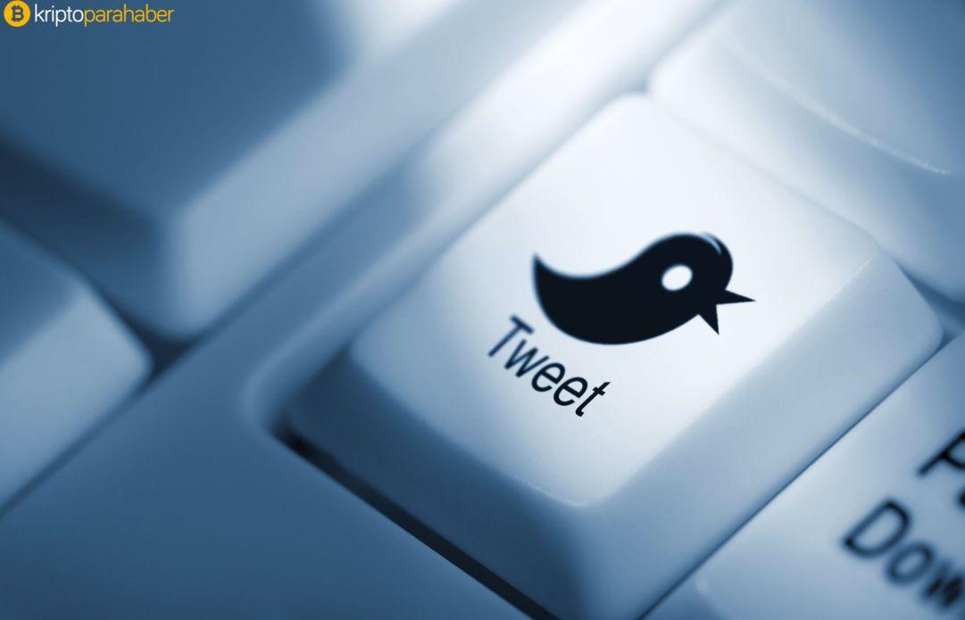 Twitter, 140 adet NFT'yi açık artırma yoluyla satışa çıkardı