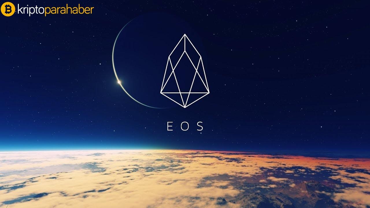 EOS'un mucidi Block.one dikkat çeken bir sosyal medya patenti aldı