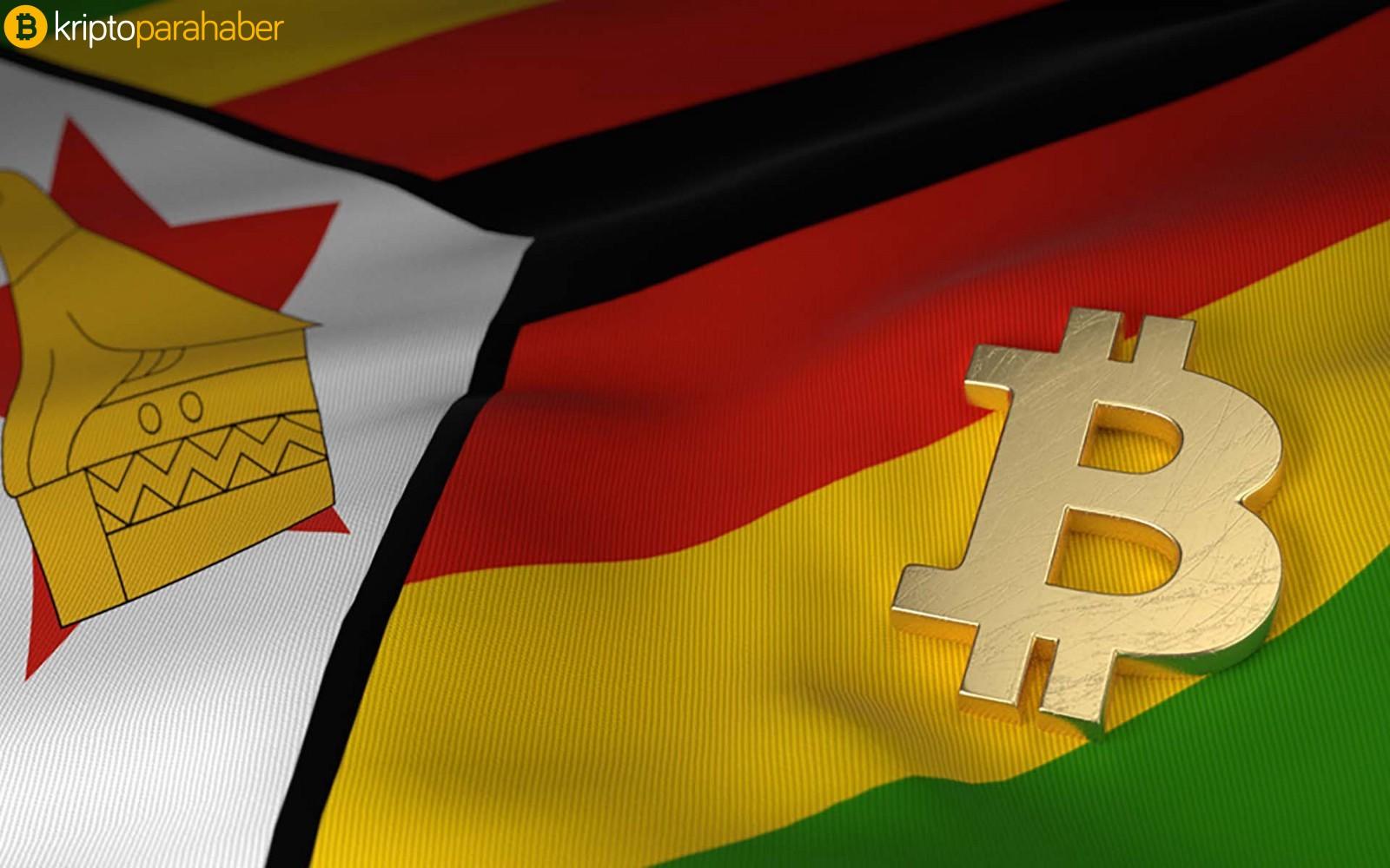 Zimbabve kripto para sektörü