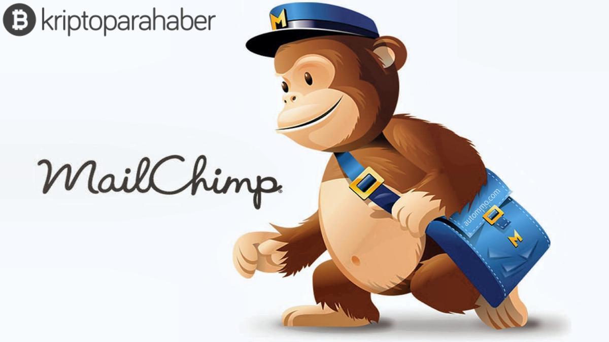 MailChimp kripto paralar ile ilgili tüm hesapları kapatıyor