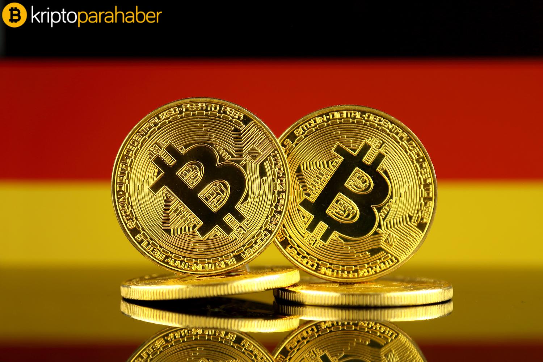 Almanya, 4.000'den fazla kurumun kripto para yatırımı yapmasına izin veren yasayı yürürlüğe soktu