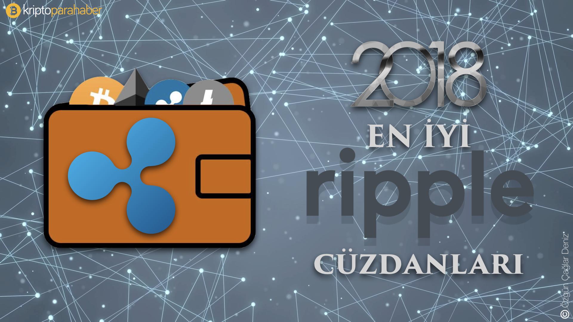 2018'in en iyi 4 Ripple cüzdanı