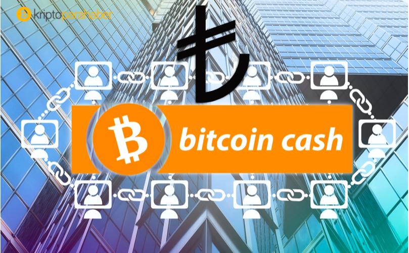 Türk Lirası ile Bitcoin Cash