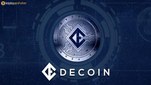 Decoin ICO'ya başladı