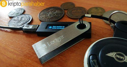 Ledger, veri saldırıları hakkında bilgi verecekleri bitcoin ile ödüllendirecek