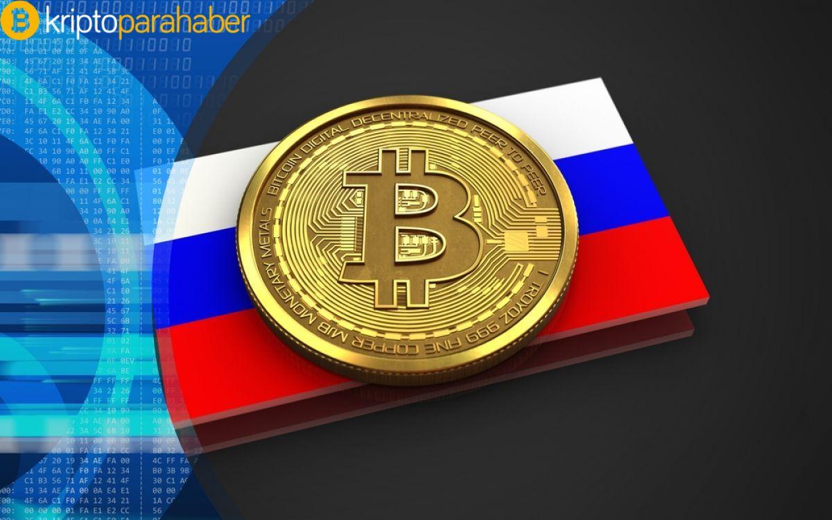 Rapora göre daha fazla Rus kripto para birimi gelirlerini açıklıyor