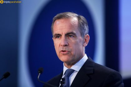 İngiltere Merkez Bankası Başkanı'ndan çok konuşulacak kripto para açıklaması!