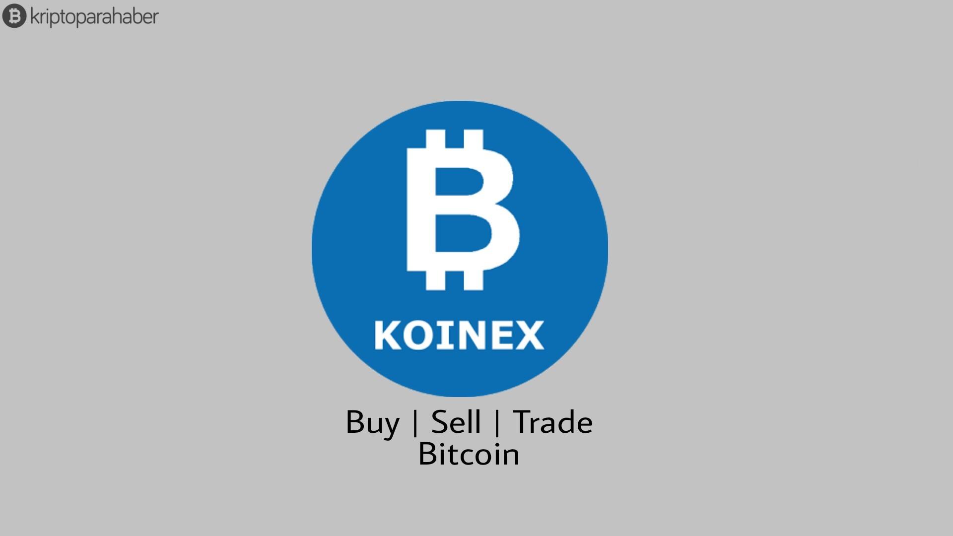 Koinex borsasında ticari işlem ücretleri yüksek
