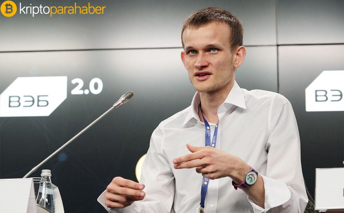 Ethereum kurucusu da Bitcoin tartışmasına katıldı, madencilik meselesine çözümünü açıkladı