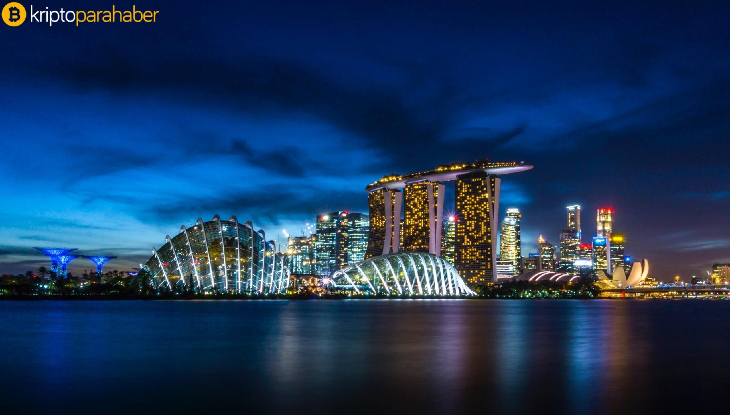 Singapur Blockchain patent onaylarını 6 aygibi kısa bir sürece indirgemeyi hedefliyor