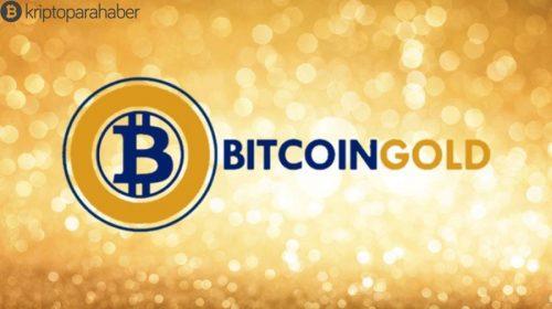 Bitcoin Gold (BTG) yükselmeye devam ediyor