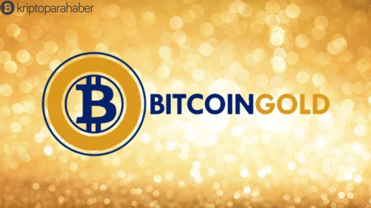Bitcoin Gold yüzde 10'dan fazla artış gösterdi: Kullanıcı tabanı genişliyor