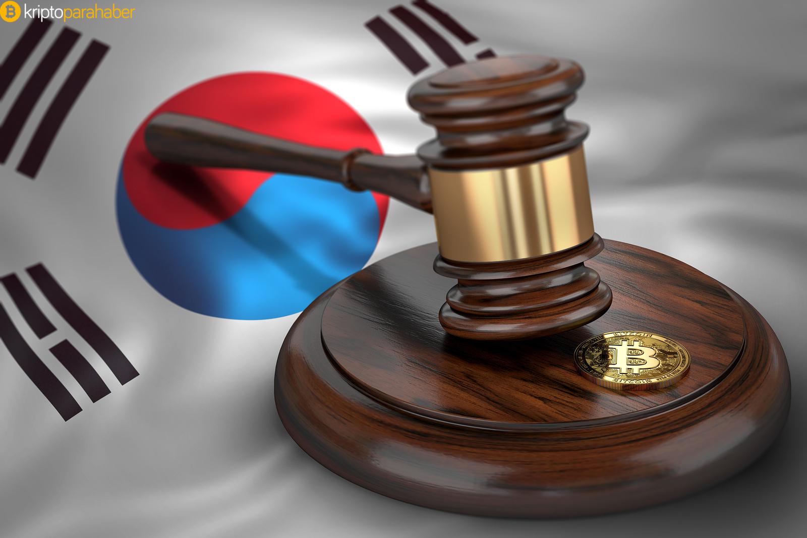 Güney Kore'deki bazı polis memurlarının kripto para satın alması artık yasak