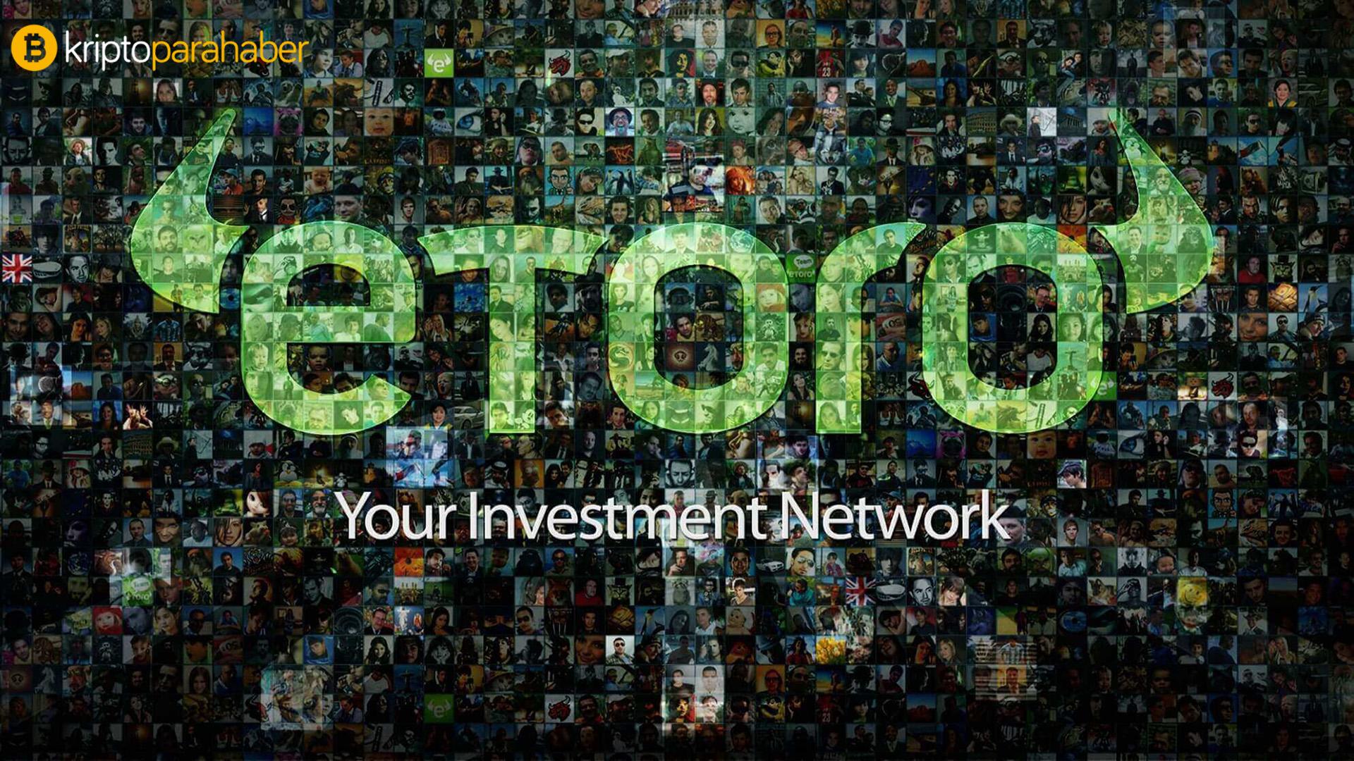 Çarpıcı veri: eToro kullanıcı tabanının yarısı XRP yatırımı yapmış!