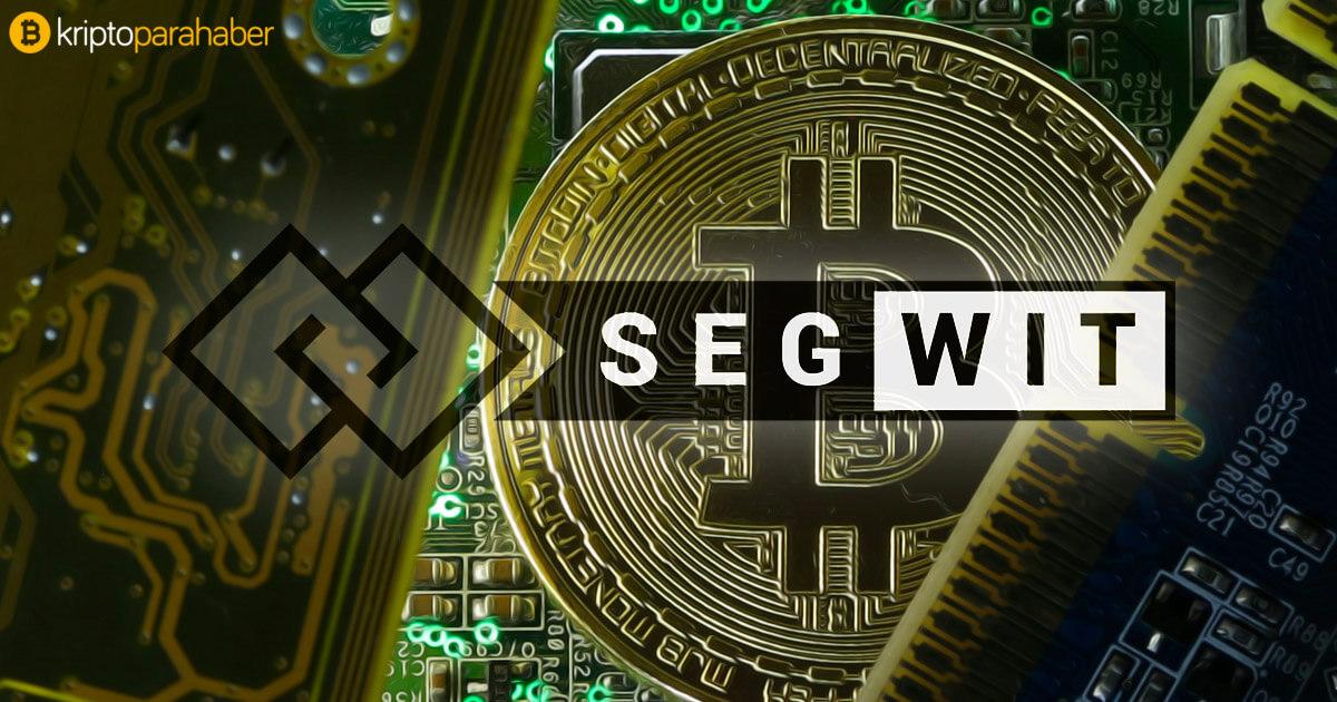 SegWit kullanımı en fazla Mayıs ayında gerçekleşti