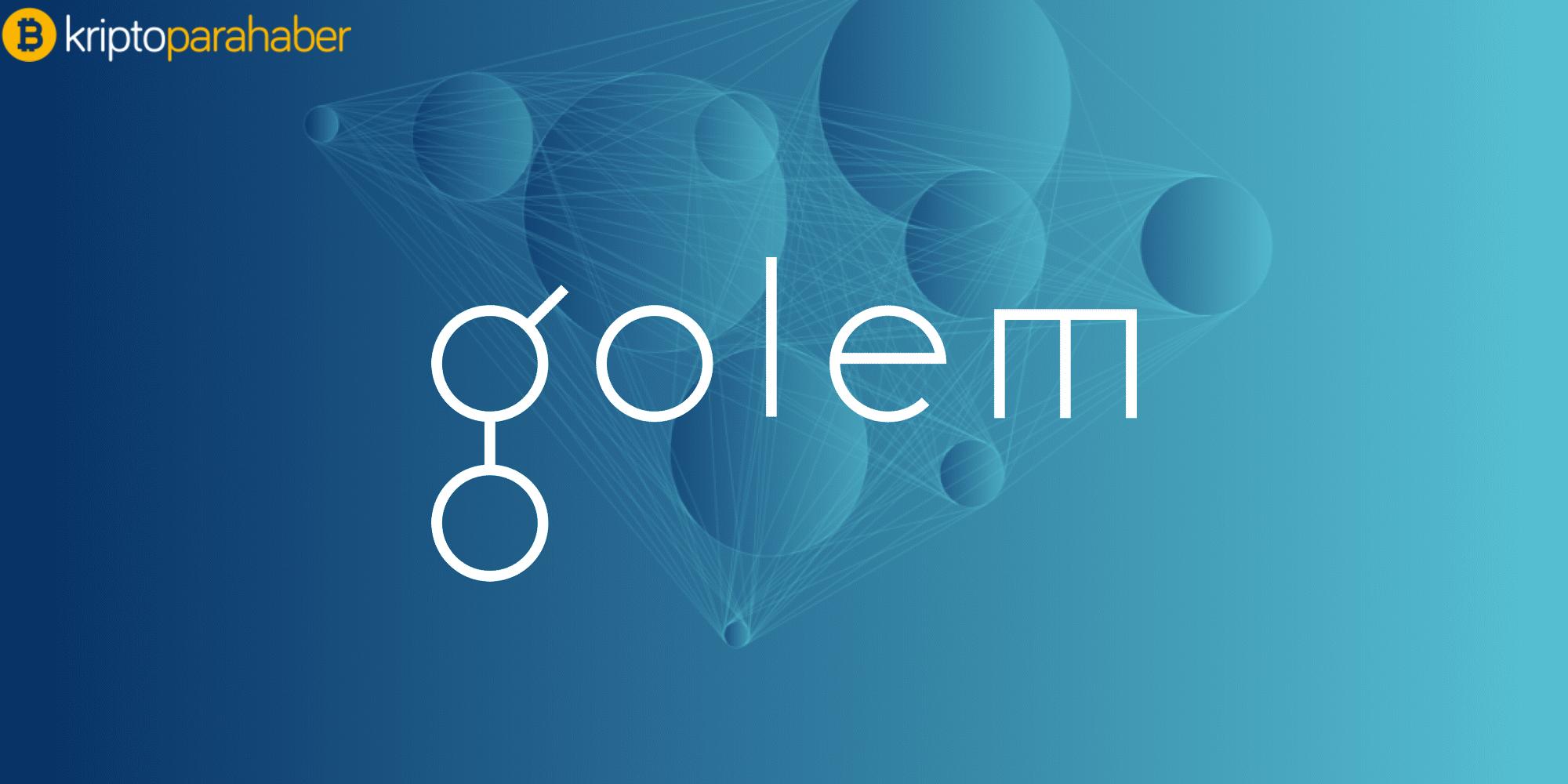 Golem (GNT) kripto parasının geleceği