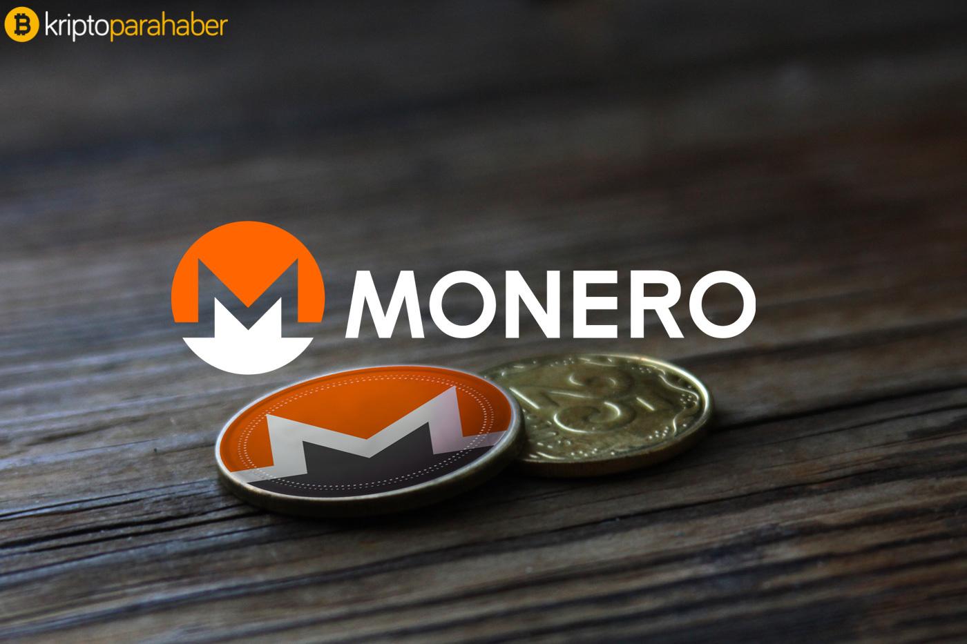 En özel kripto para olan Monero, popülaritesini koruyor