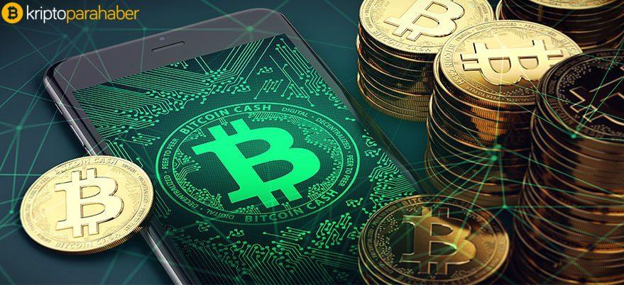Bitcoin Cash temel desteklerin altına düştü!