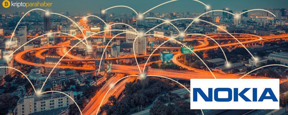 Nokia kullanıcıları Blockchain ile para kazanacak