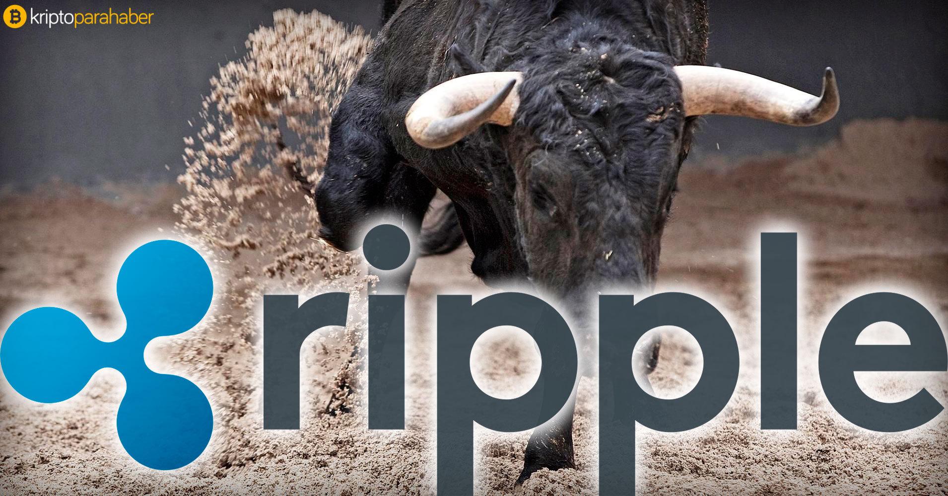 Ripple yatırımcılarına müjde, Boğalar koşu için ısınıyor: XRP'de Golden Cross (Altın haç) oluşmak üzere
