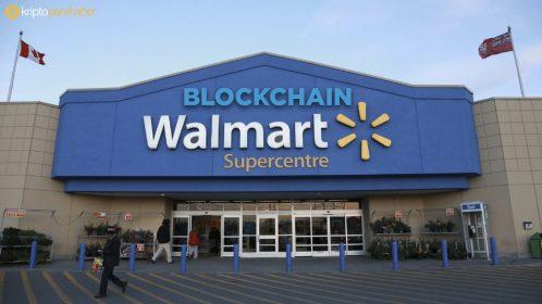 ABD perakende devi Walmart