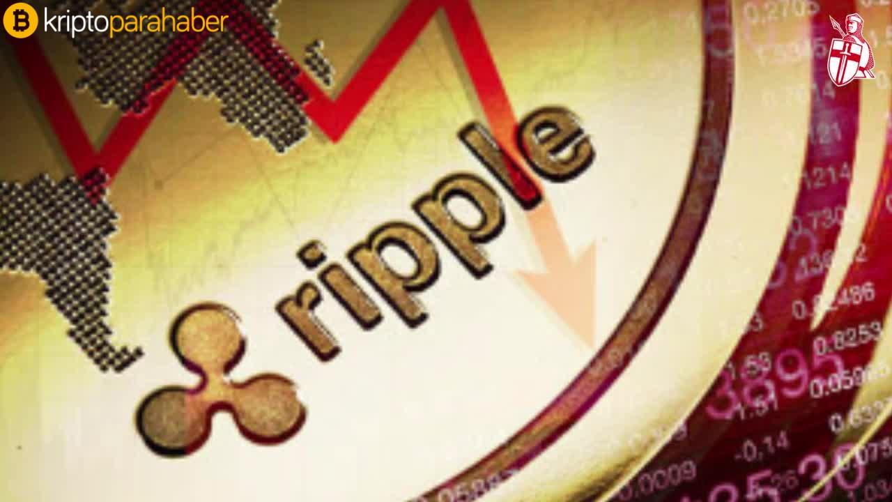 Ripple (XRP) 2018 yılının en düşük seviyesini gördü!
