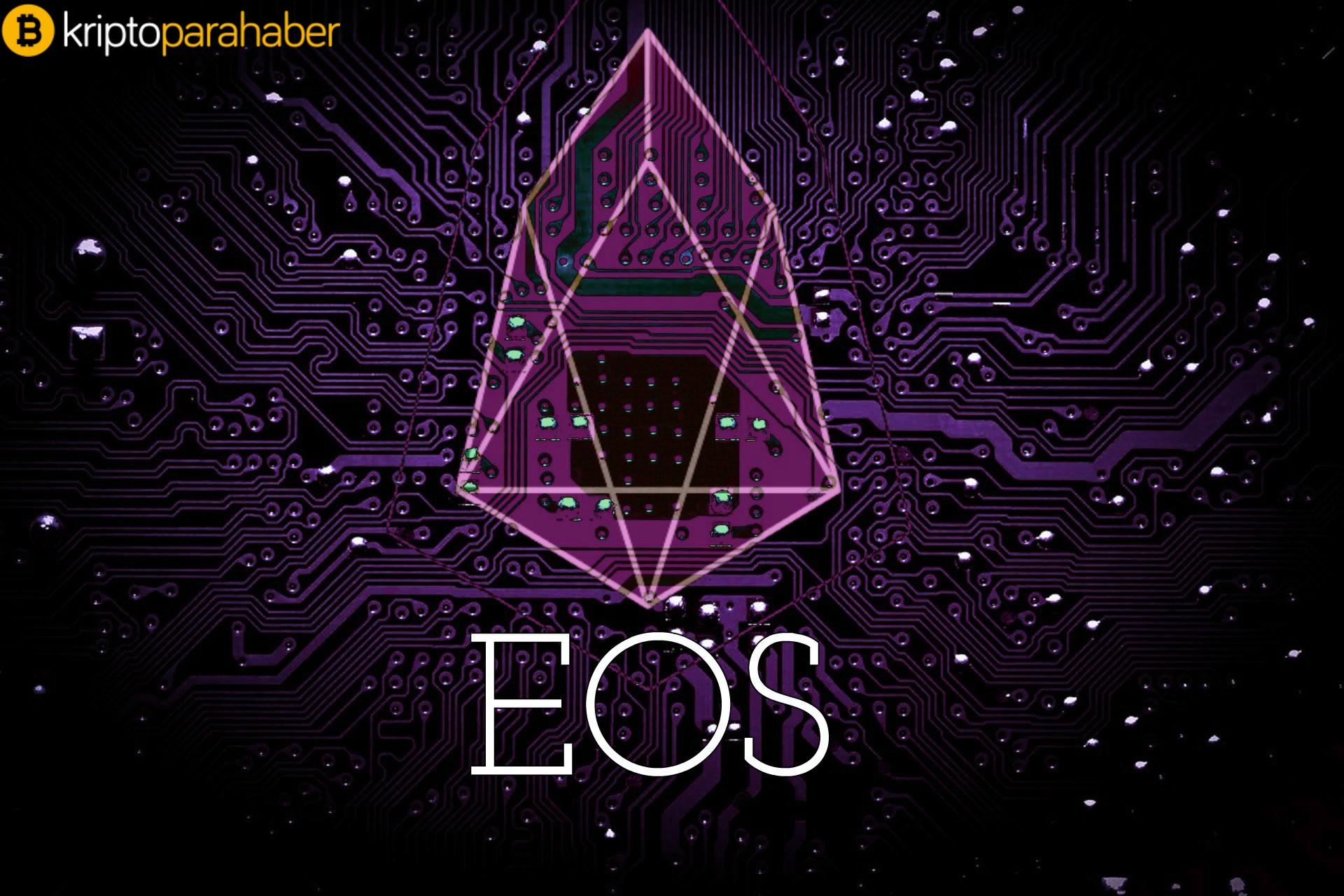"""Michael Novogratz: """"EOS birkaç ay içinde saniyede 50 bin işlem yapmalı."""""""