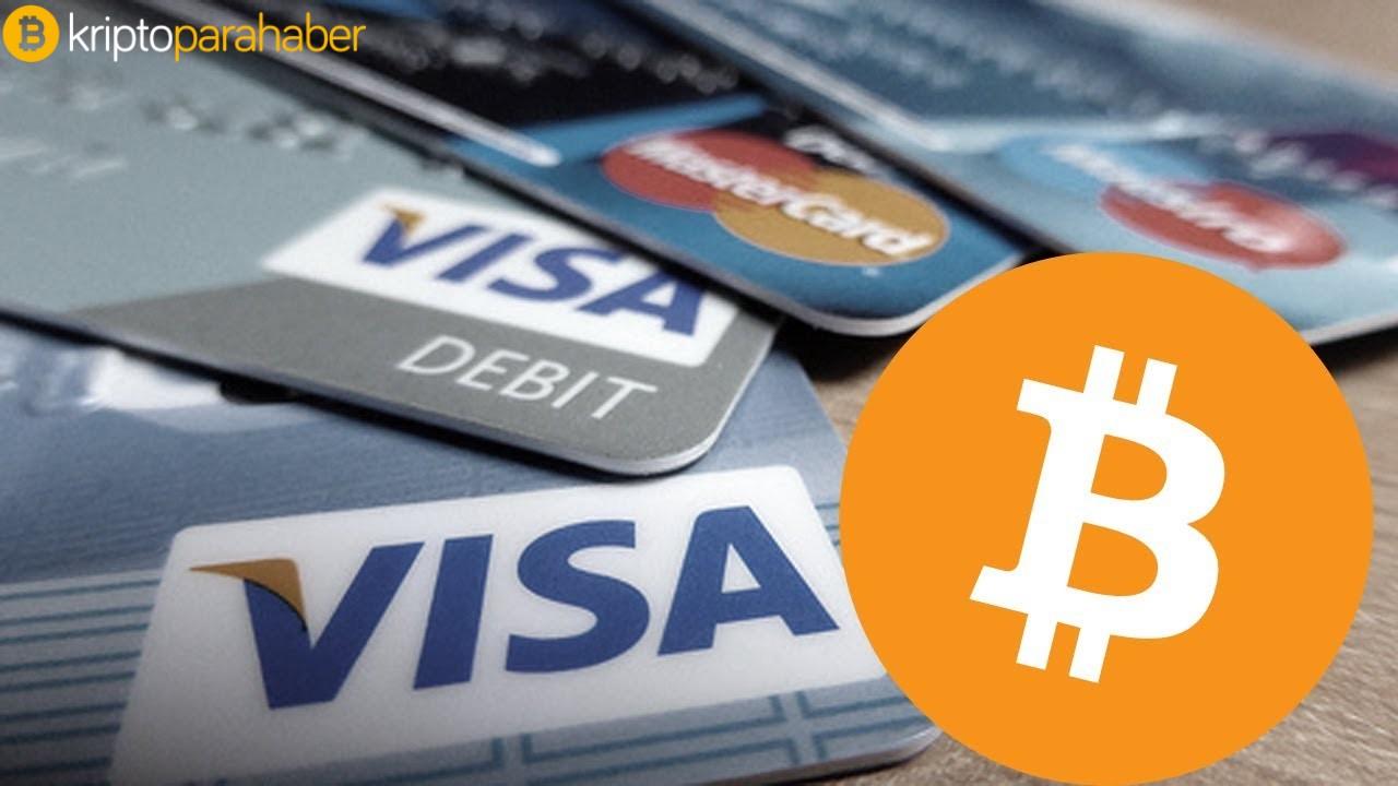 Bitcoin'in piyasa değeri artık Visa ve MasterCard'ın toplamından daha büyük