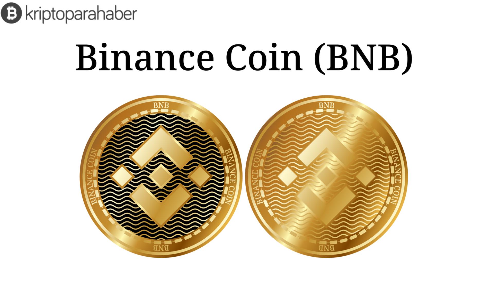 Dev Bitcoin borsası Binance'in BNB'si yeni bir borsaya eklendi