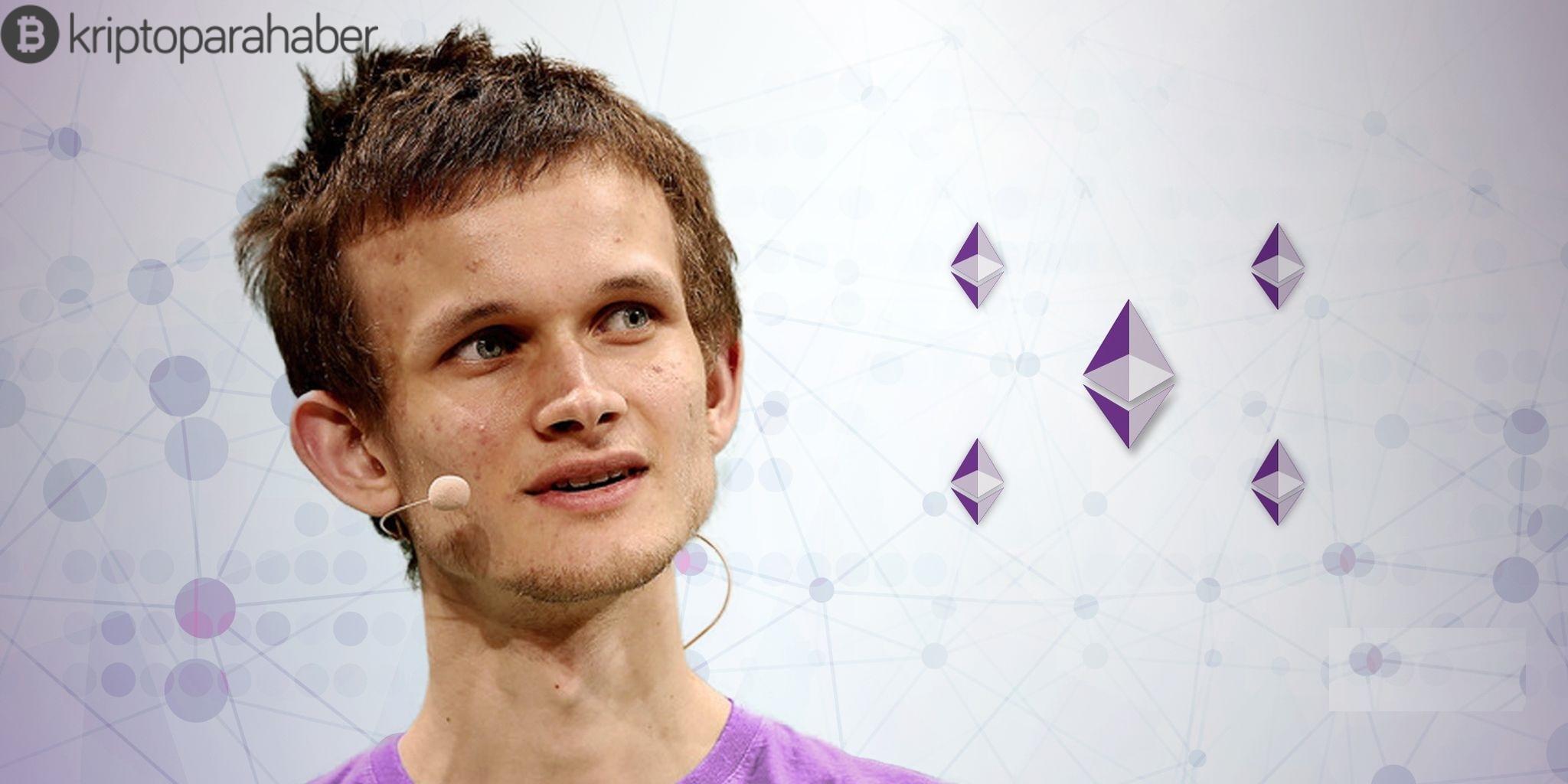 """Ethereum'un kurucusu: """"Ethereum saniyede beş işlem yapıyor."""""""