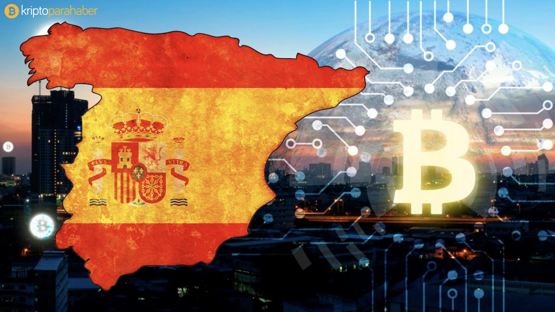 İspanya Merkez Bankası kripto para raporu yayımladı.