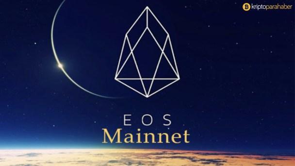 Blockchain EOSIO'ya taşınma kararı EOS MainNet lansmanını doğurdu