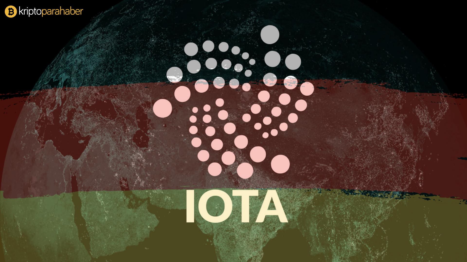 IOTA Vakfı Avrupa'da Blockchain eğitimini ilerletmek için atılım yapıyor