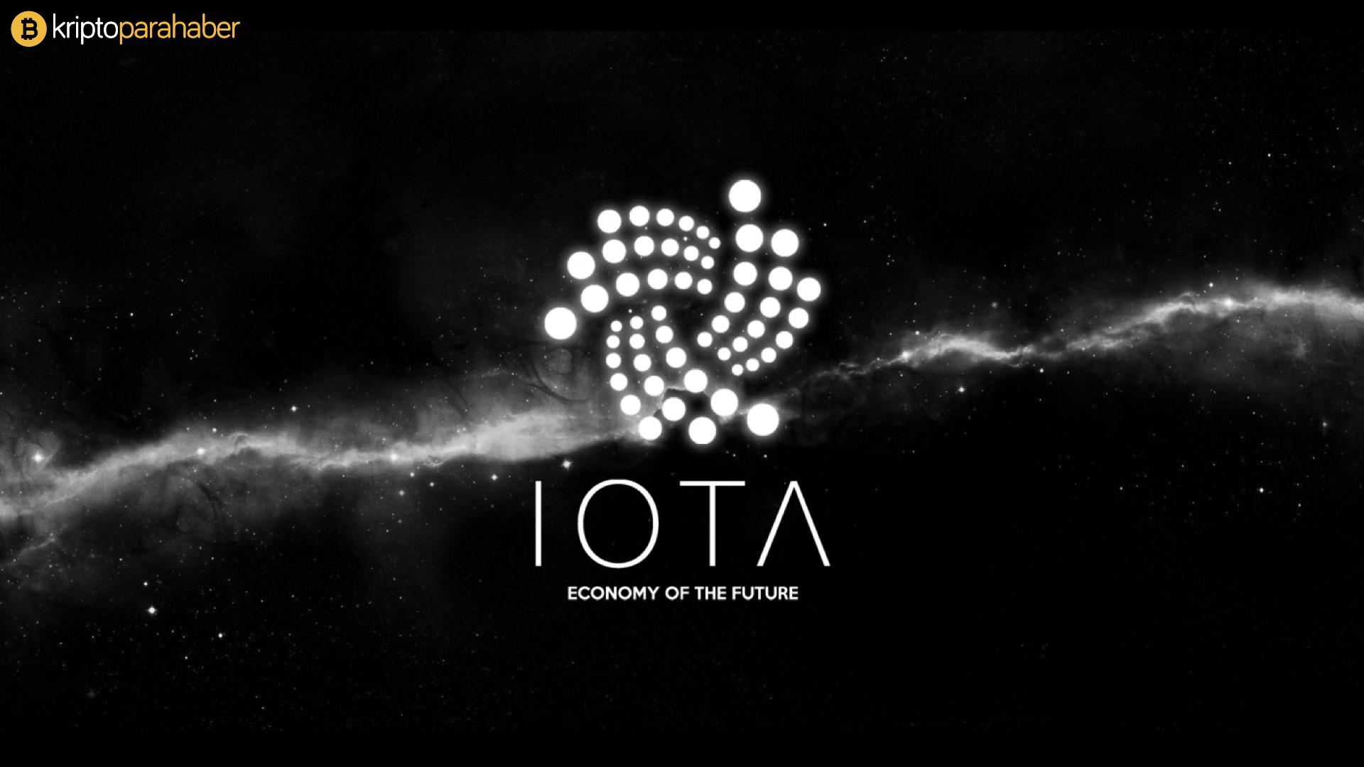 """IOTA için """"kritik"""" döneme girildi: Kurucu ortak Popov'dan açıklamalar"""