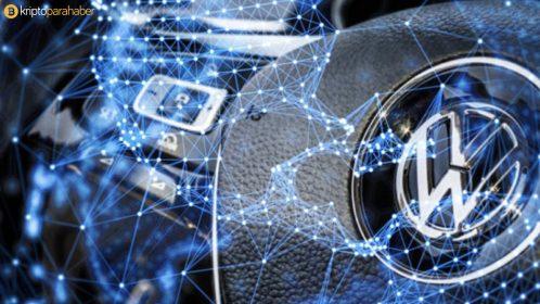 Volkswagen, Blockchain teknolojisini araçlarına entegre etmek istiyor.