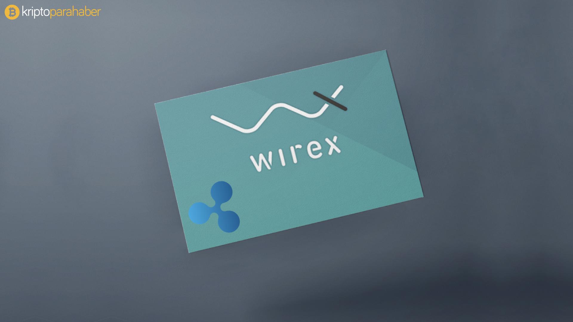 Wirex 150 para birimini destekleyen kartını duyurdu.