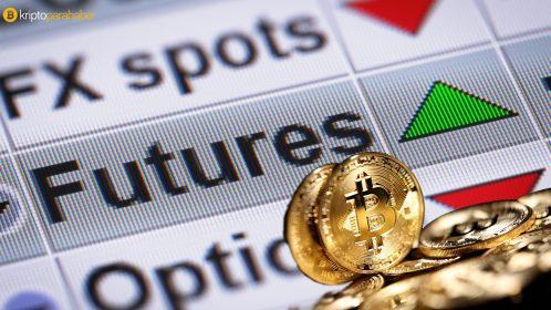 Geleneksel piyasalara ilgi düşerken Bitcoin vadelileri rekor düzeyde ilgi görüyor