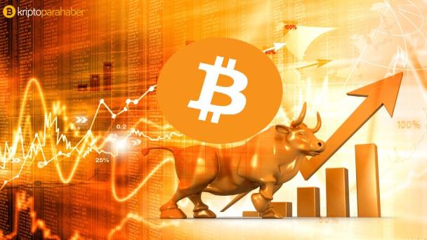 Bloomberg analistlerine göre Bitcoin yükseliş trendini devam ettirecek