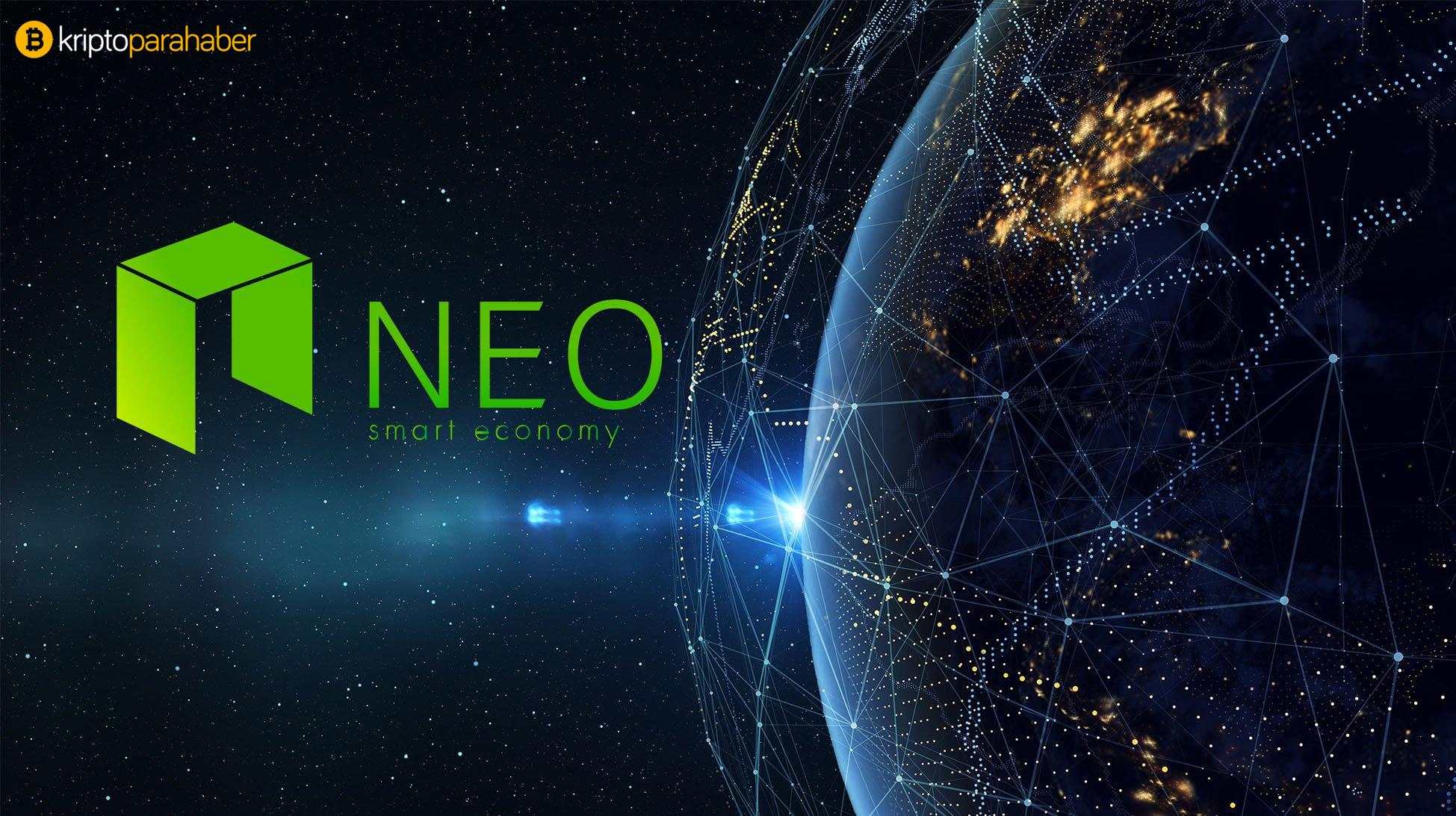 İşte popüler altcoin NEO'ya yönelik son dakika gelişmeleri