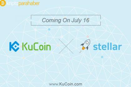 KuCoin Borsası Stellar (XLM) tokenini listeliyor