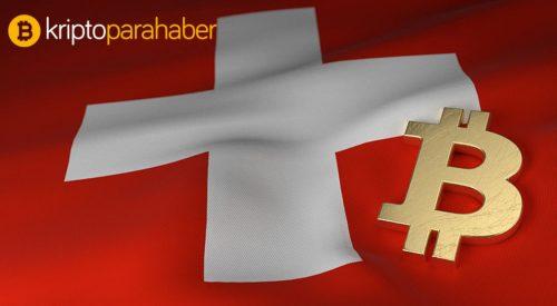 İsviçre 'de Blockchain