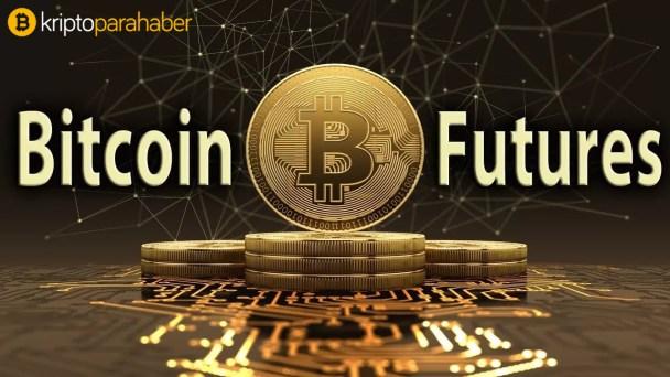CME'de tarihi Bitcoin vadeli rekoru: 1 milyar 350 milyon dolar!
